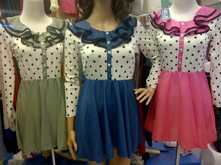 Obral Baju Murah Di Pasar Baru Bandung