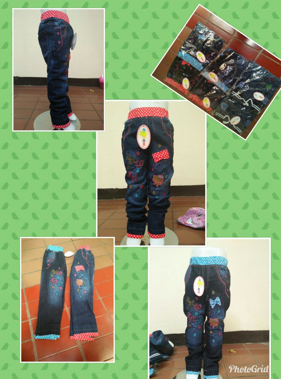 Grosir Celana Jeans Cimco Anak Perempuan Murah Bandung