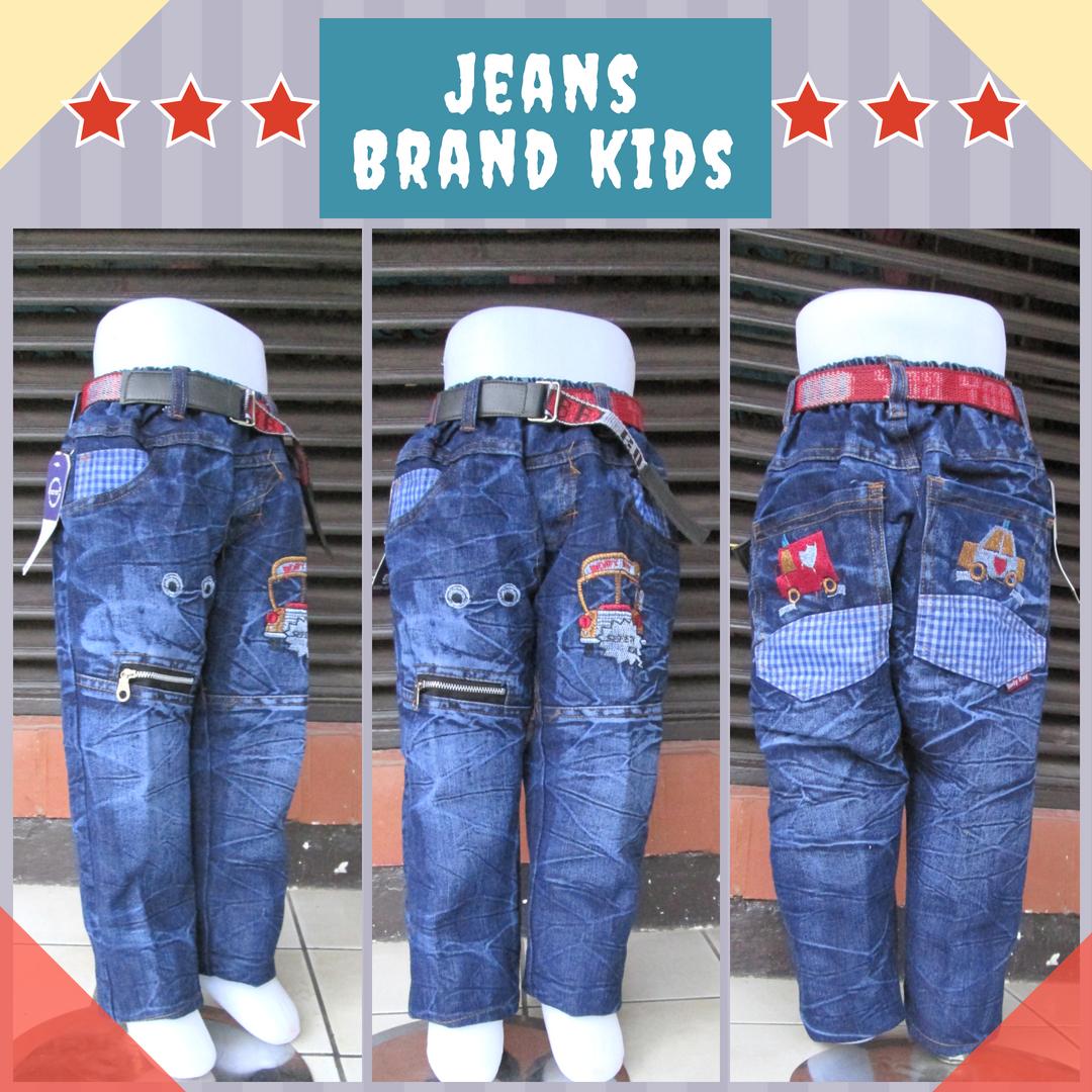 Supplier Jeans Brand Kids Anak Laki Laki Murah