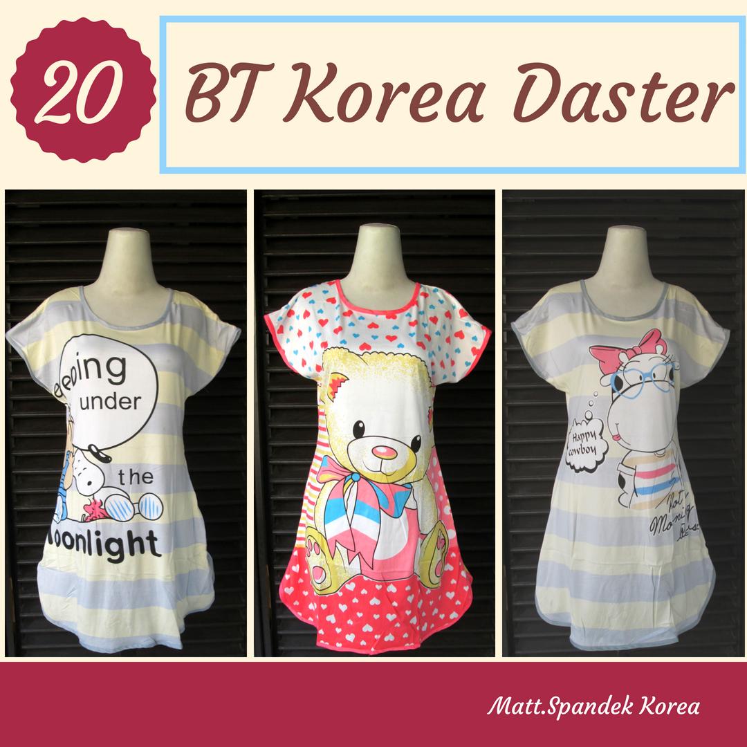 Produsen Baju Tidur Korea Daster Murah Bandung