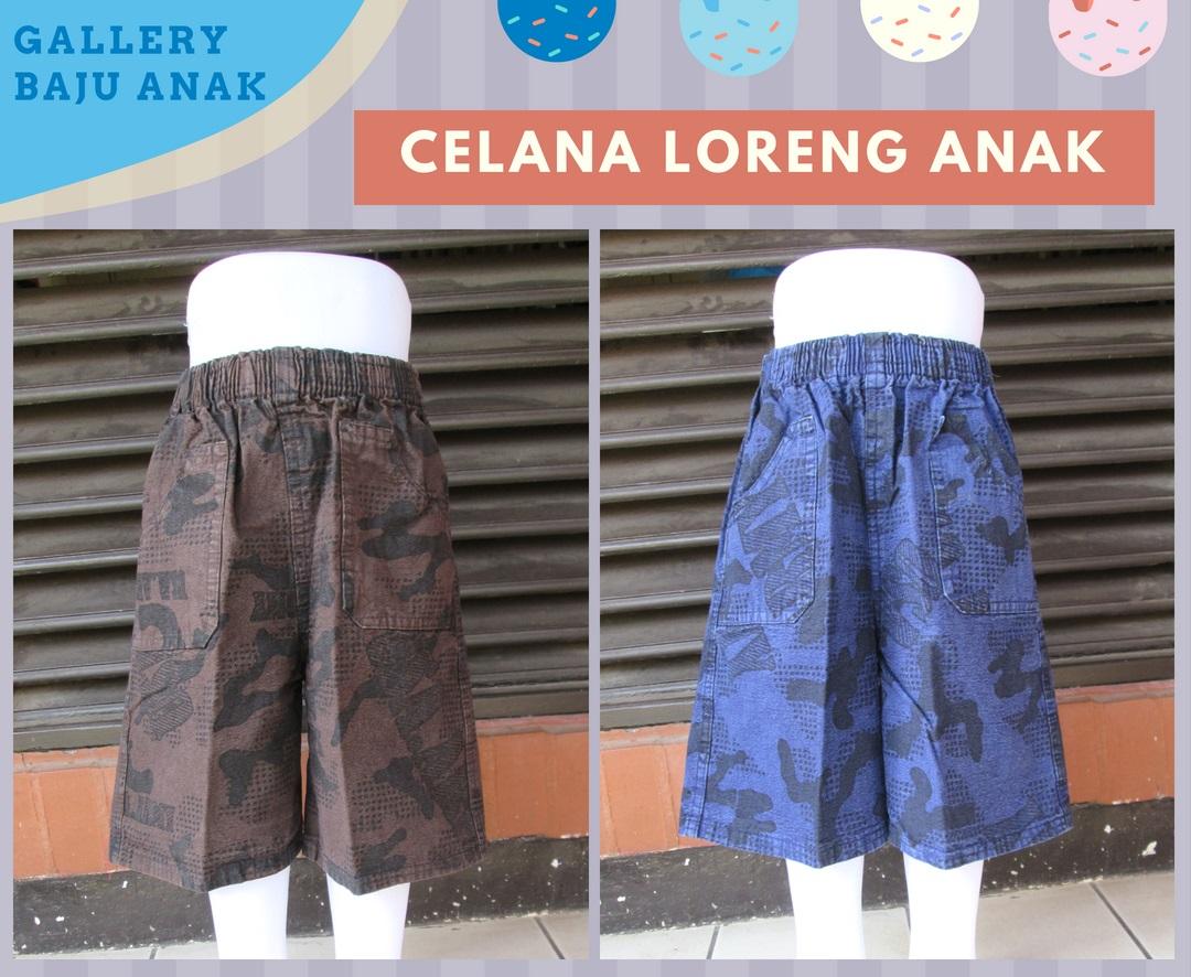 Produsen Celana Loreng Anak Laki Laki Murah di Bandung