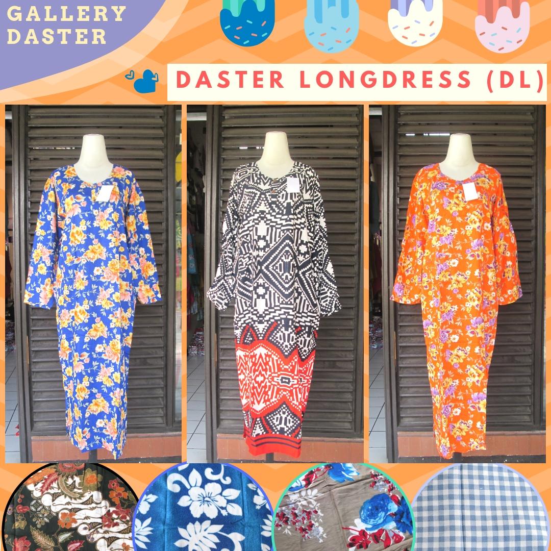 Distributor Daster Longdress Dewasa Busui Murah di Bandung