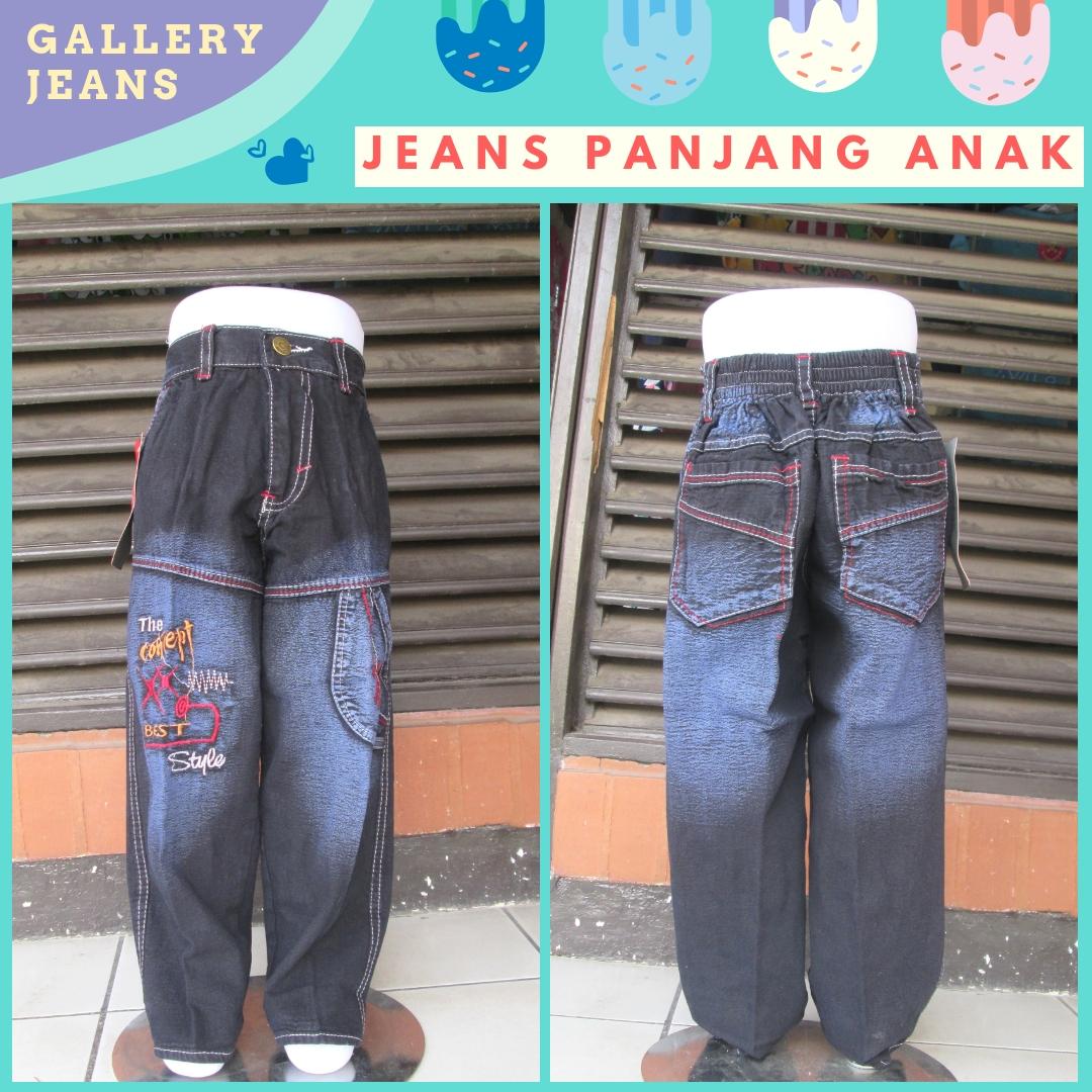 Produsen Celana Jeans Panjang Anak Laki Laki Murah di Bandung