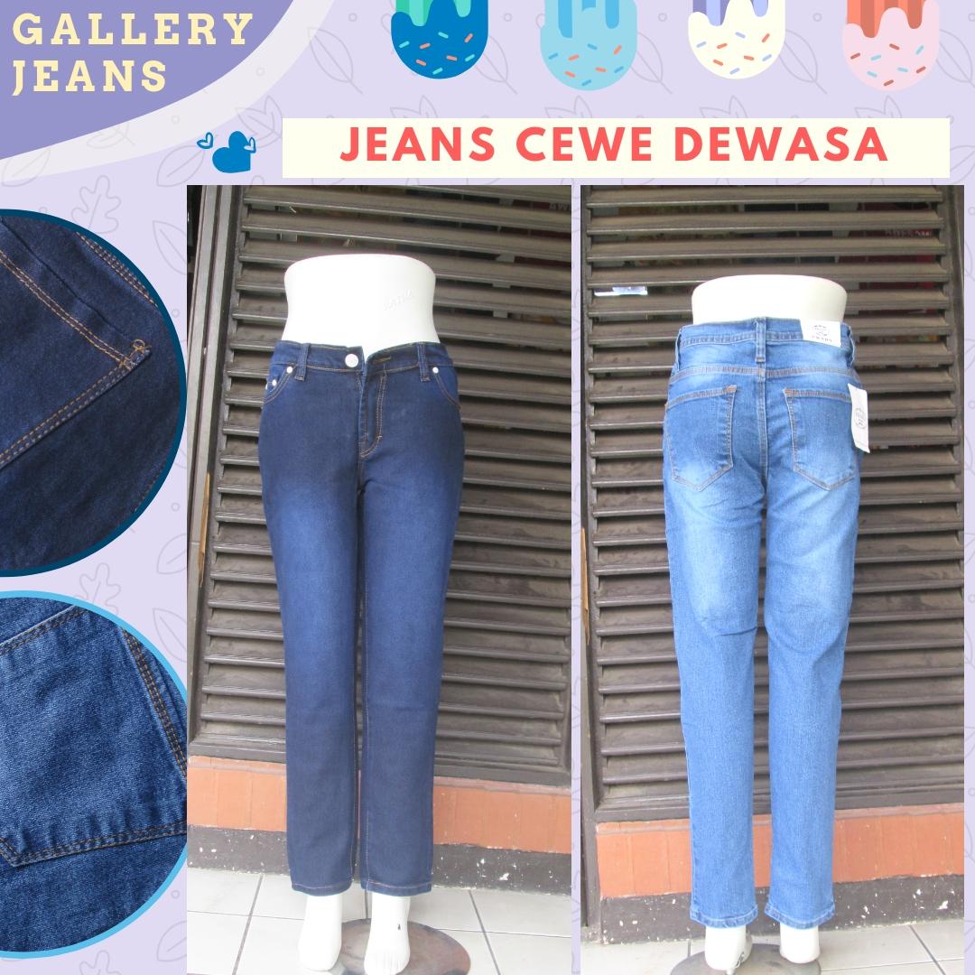 Reseller Celana Jeans Prada Wanita Dewasa Murah