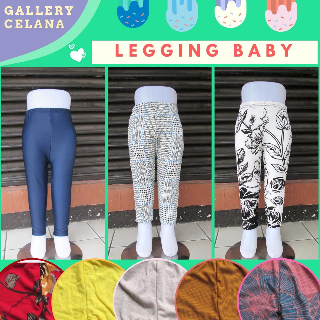 Grosir Celana Legging Baby Anak Perempuan Murah di bandung