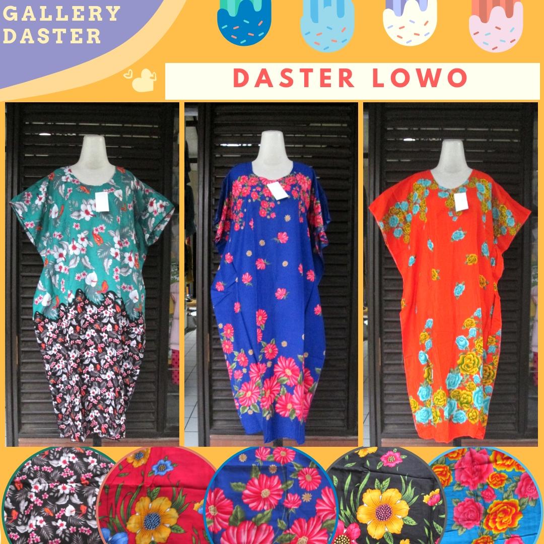 Produsen Daster Lowo Wanita Dewasa Murah di Bandung