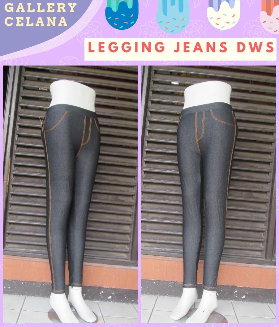 Produsen Celana Legging Jeans Wanita Murah di Bandung