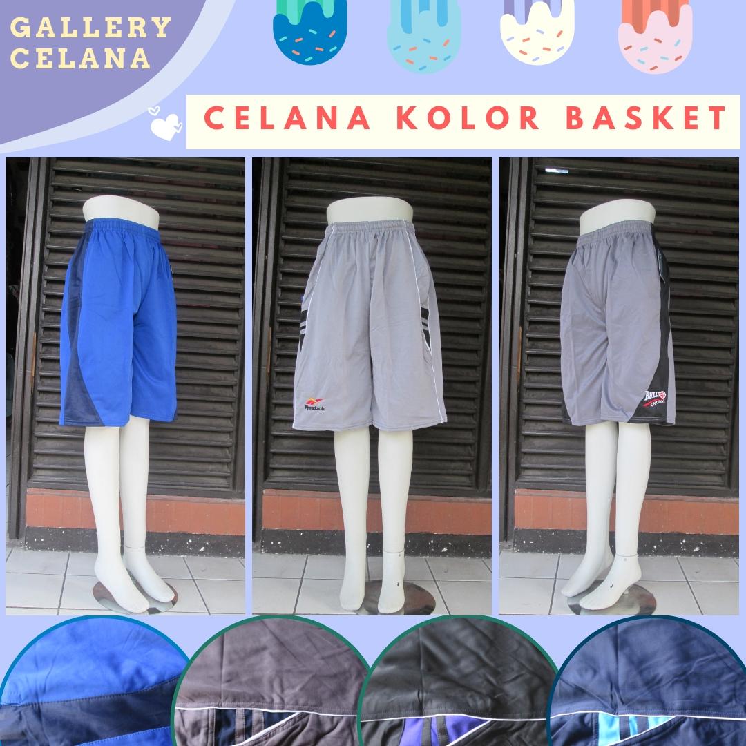 Distributor Celana Kolor Basket Dewasa Murah di Bandung