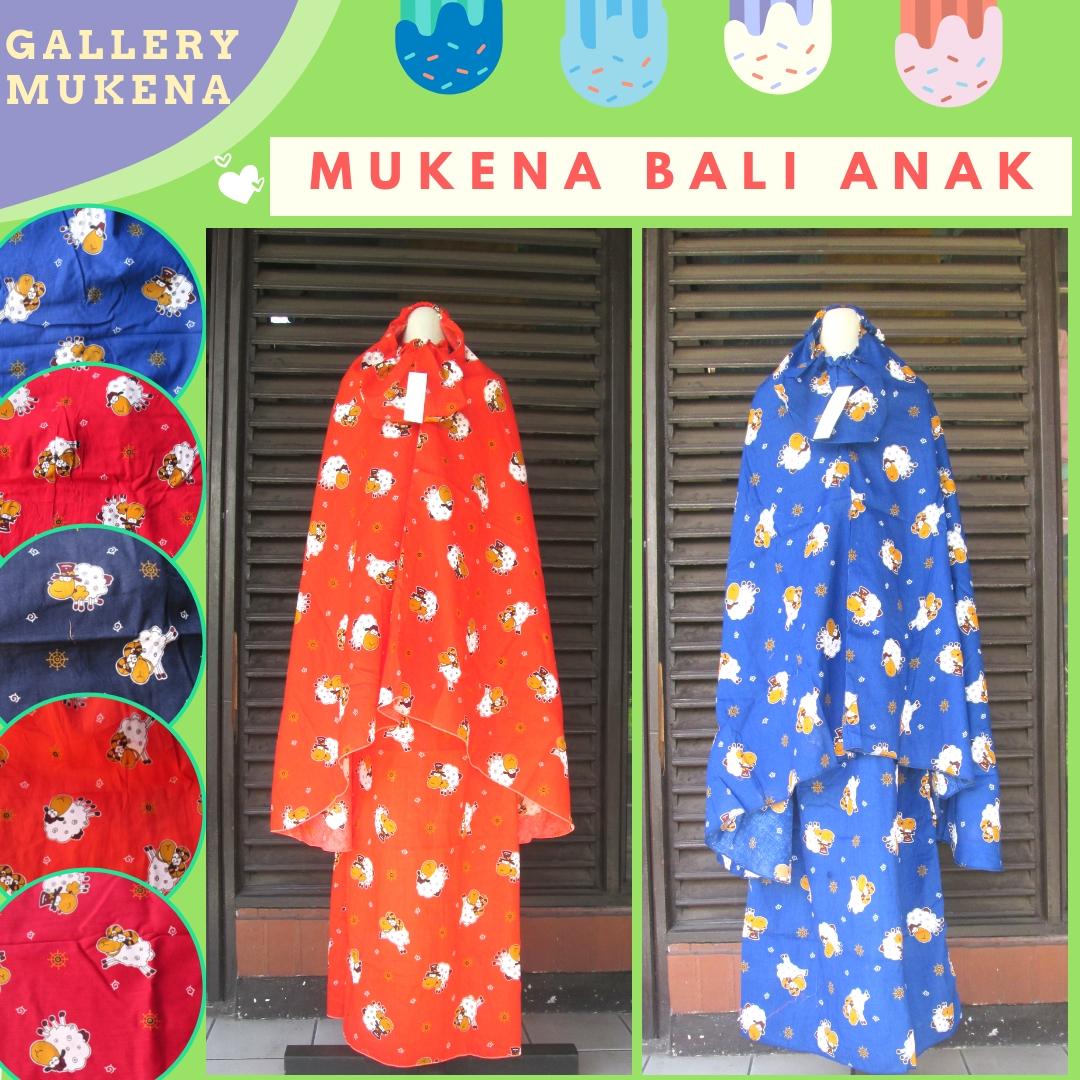 Reseller Mukena Bali Anak Termurah di Bandung