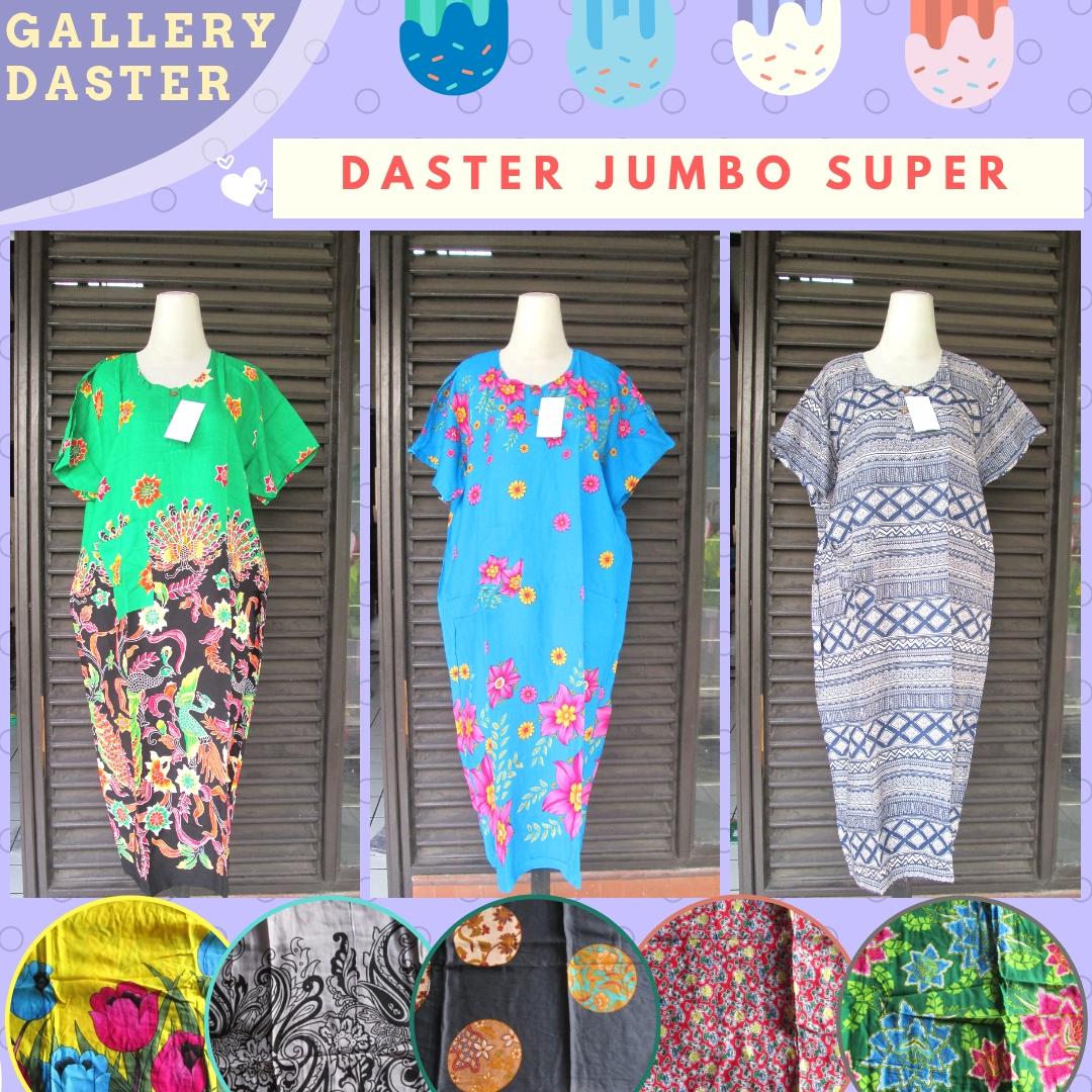 Supplier Daster Jumbo Super Dewasa Murah diBandung