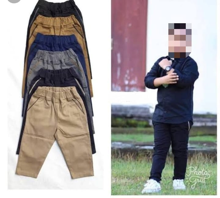 Konveksi Celana Chinos Anak Laki Laki Murah di Bandung