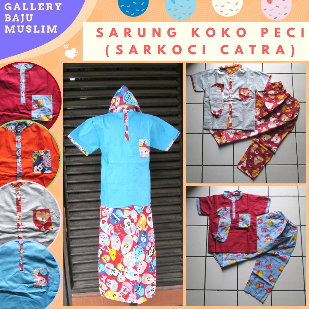Produsen Sarkoci Catra Anak Laki Laki Murah di Bandung