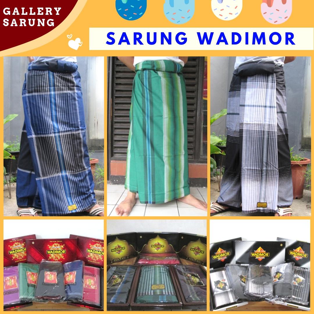 Supplier Sarung Wadimor Dewasa Murah di Bandung