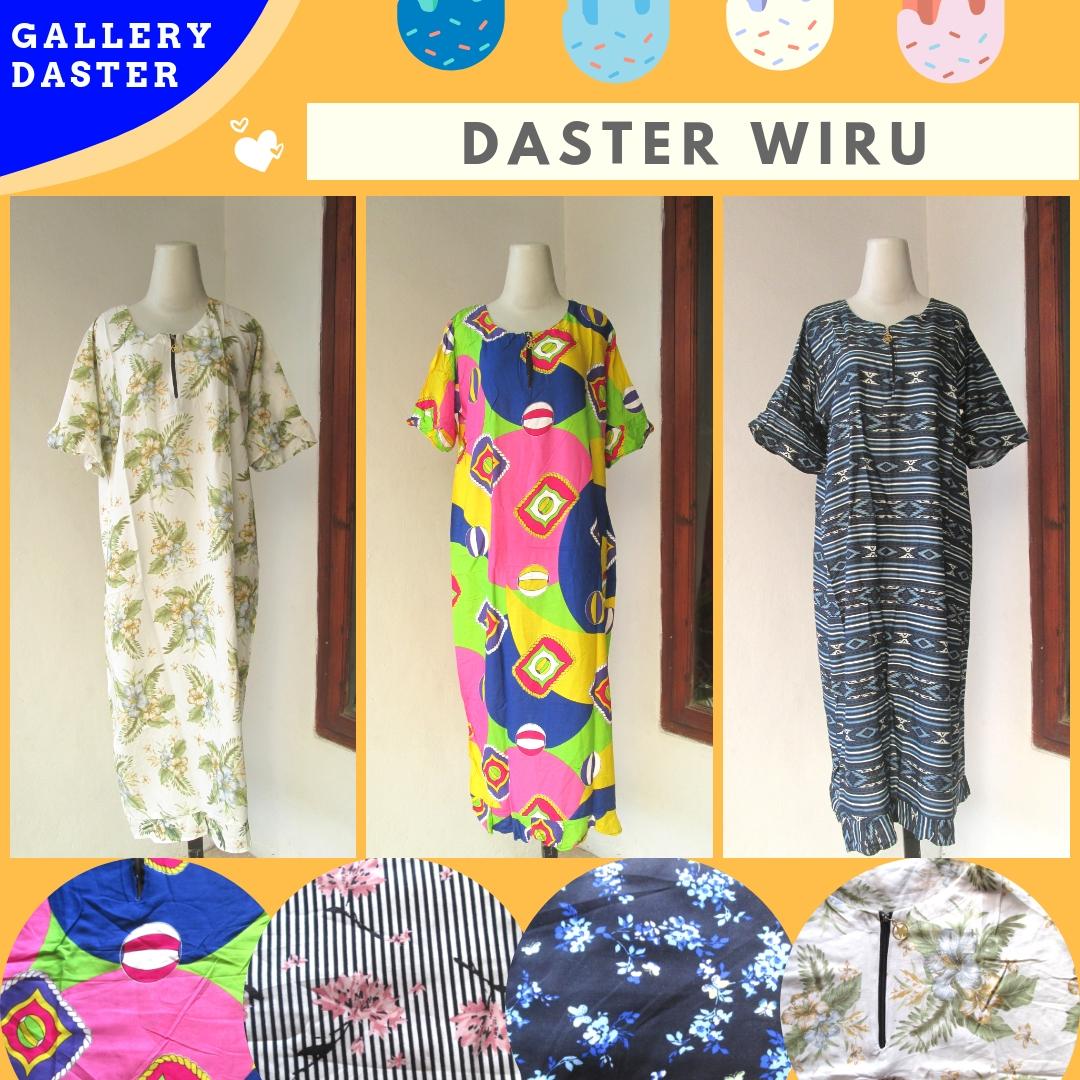 Pusat Grosir Daster Wiru Dewasa Murah di Bandung