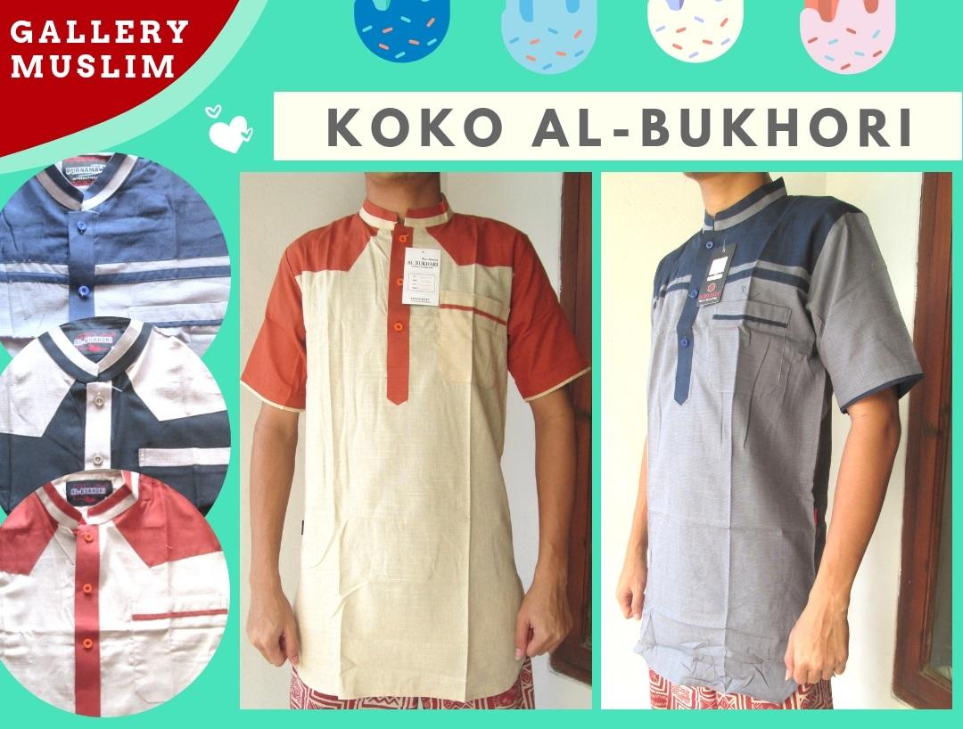 Supplier Koko Al bukhori Dewasa tanggung Murah di Bandung