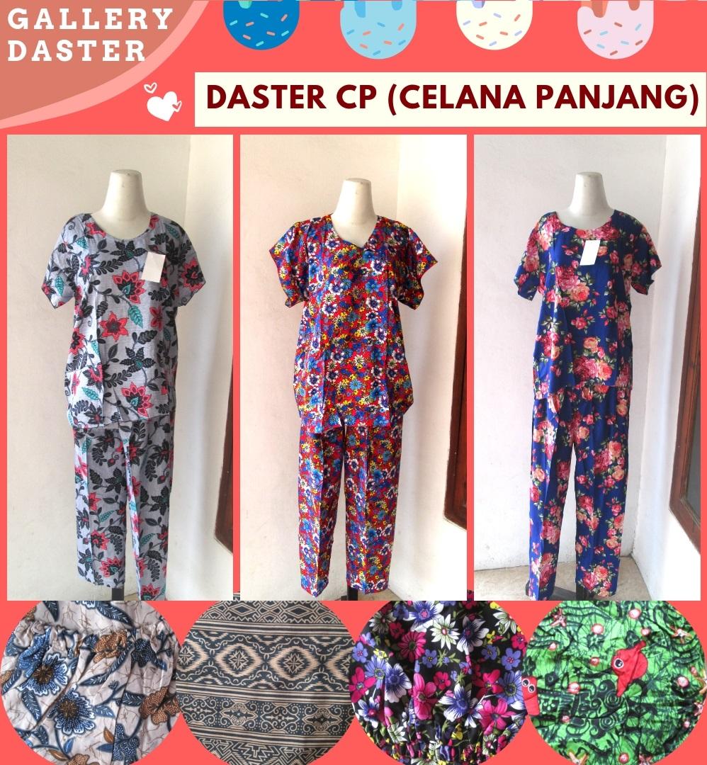 Distributor Daster Celana Panjang Batik Wanita Dewasa Murah