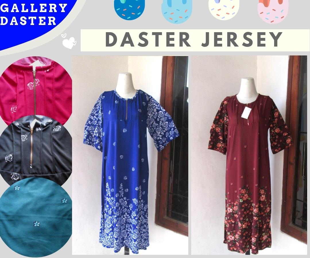 Supplier Daster Jersey Wanita Dewasa Murah di Bandung