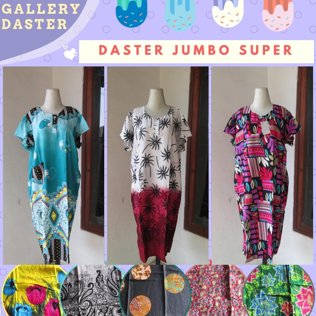 Produsen Daster Jumbo Super Wanita Dewasa Murah di BAndung