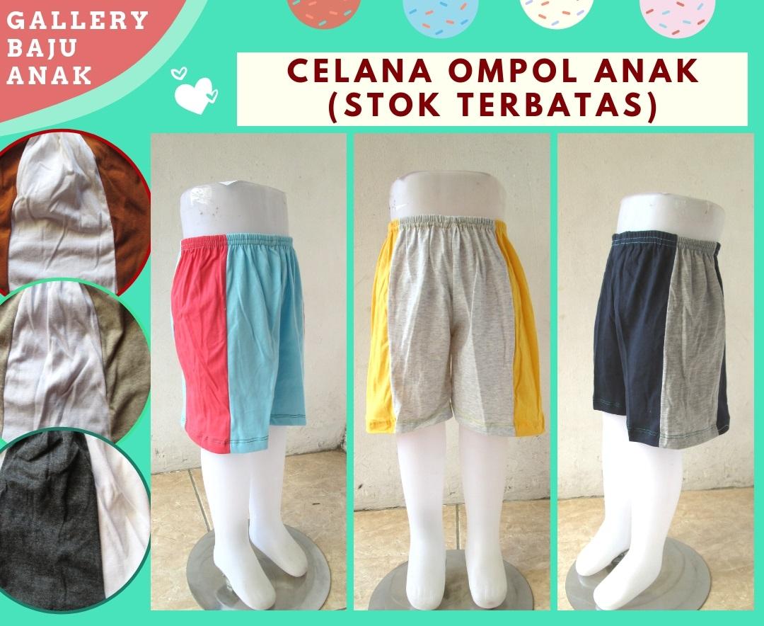 Supplier Celana Ompol Anak Murah di Bandung