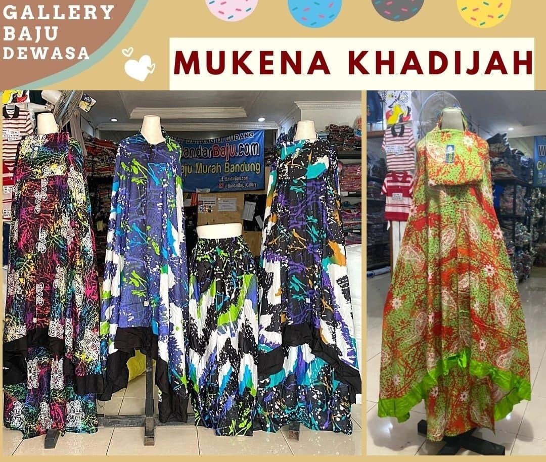 Mukena Khadijah Termurah