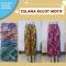 Supplier Celana Kulot Motif di Bandung Rp 35,000