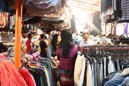 Obral Grosir Baju Murah Bandung