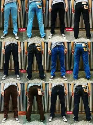 Grosir Celana Jeans Panjang Dewasa Branded Murah 60Ribu