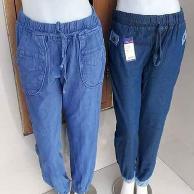 Grosir Celana Jogger Jeans Wanita Dewasa Murah 40Ribu