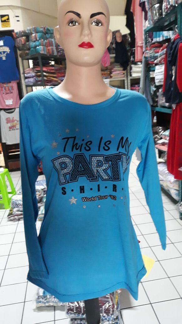 Grosir Kaos Lelang ABG Perempuan Murah Bandung 10Ribu