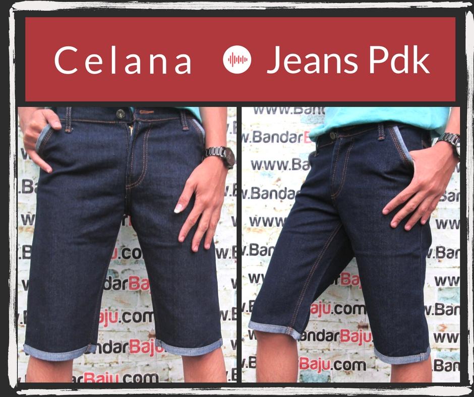 Pabrik Celana Jeans Pendek Branded Murah Bandung Rp.39.500