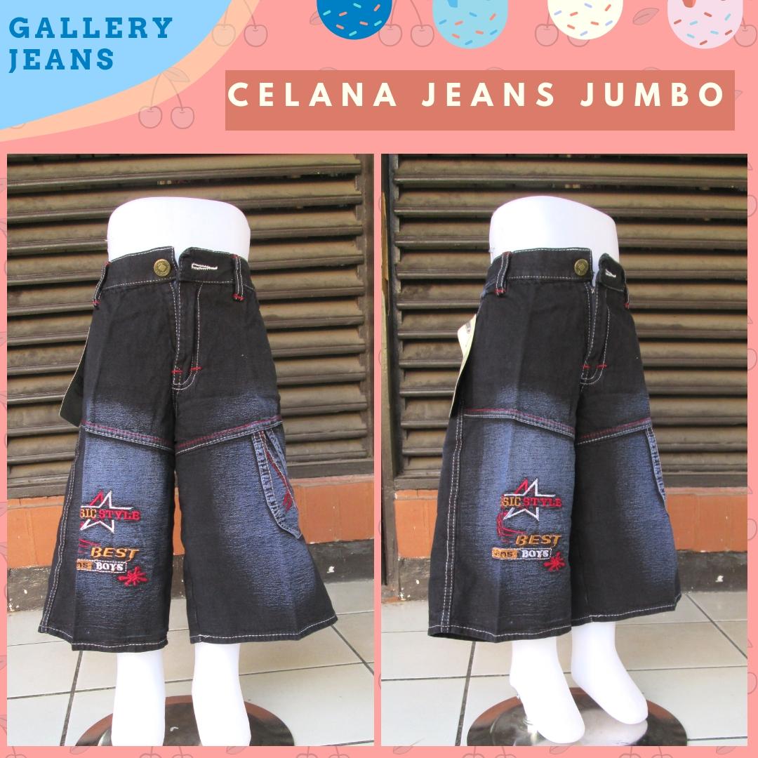 Produsen Celana Jeans Jumbo Anak Laki Laki Murah di Bandung Rp.24.500