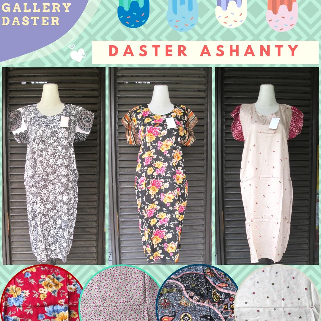 Supplier Daster Ashanty Wanita Dewasa Termurah di Bandung Only Rp.23.500