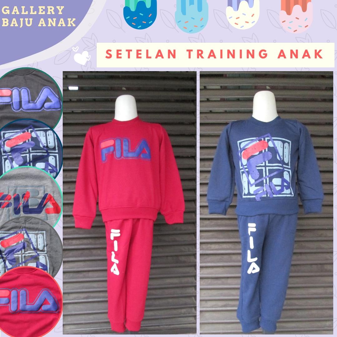 Sentra Grosir Setelan Training Anak Terbaru Murah di Bandung 30Ribuan