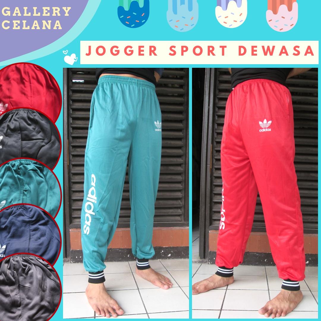 Supplier Celana Jogger Sport Dewasa Panjang Murah di Bandung 28Ribu