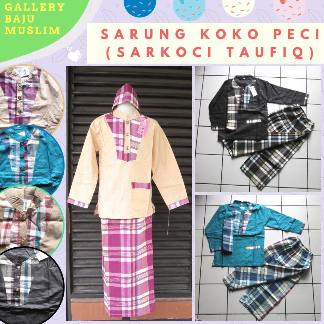 Produsen Koko Sarkoci Taufiq Anak Laki Laki Murah di Bandung Mulai 63Ribuan