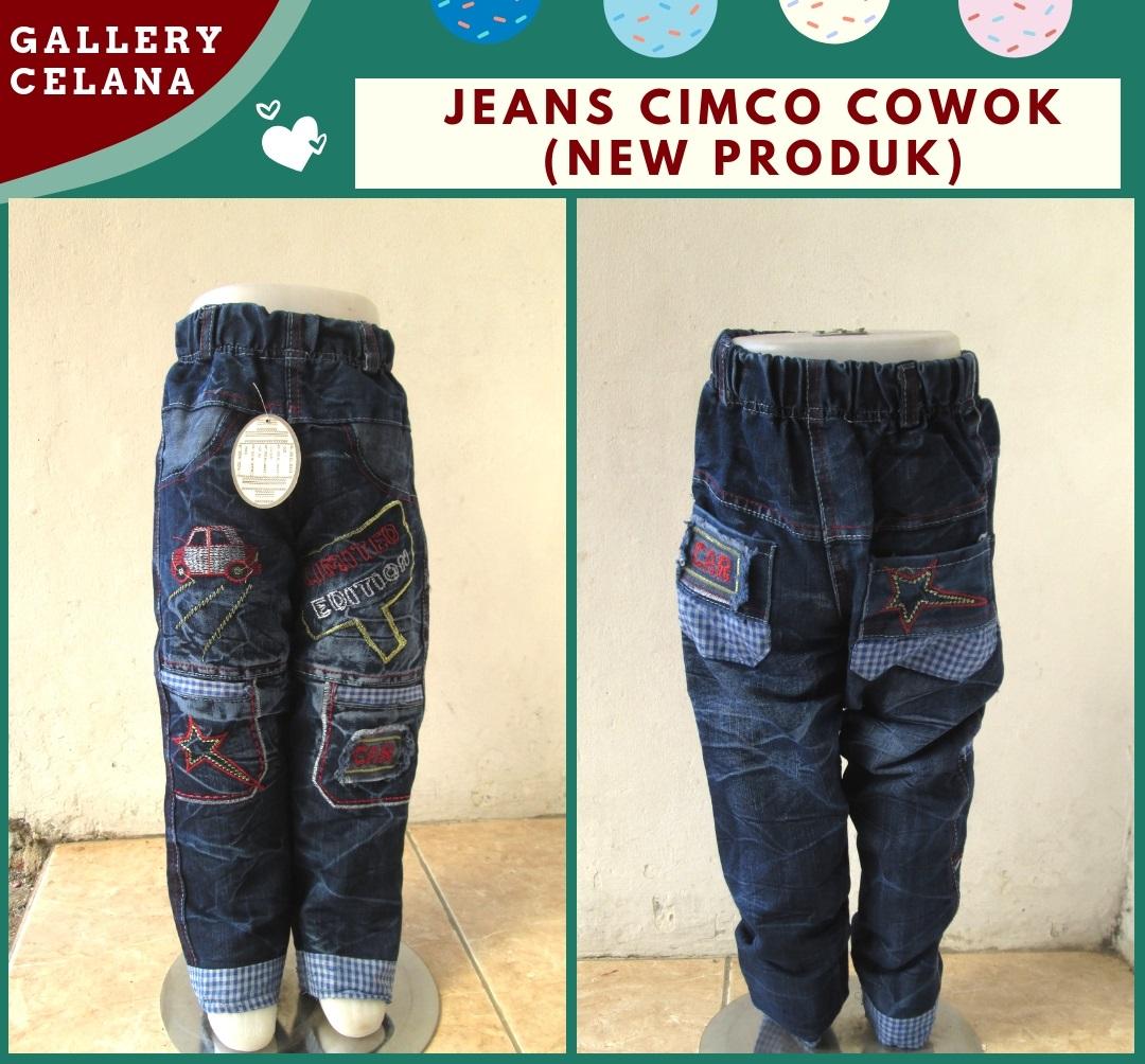 Distributor Celana Jeans Cimco Anak Laki Laki Murah di Bandung Hanya 36RIBUAN