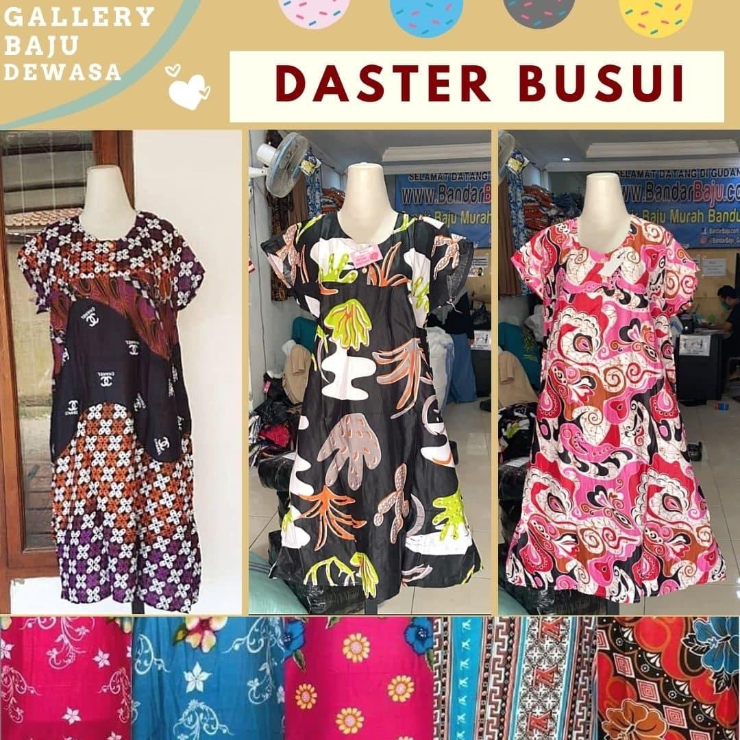 Grosir Daster Busui Dewasa di Bandung Rp 26000