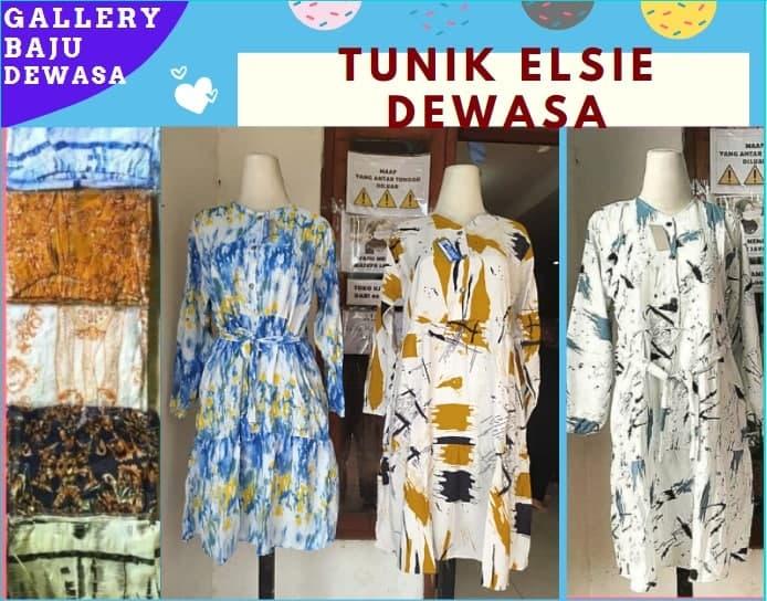 Produsen Tunik Elsie Dewasa Murah di Bandung 38,000