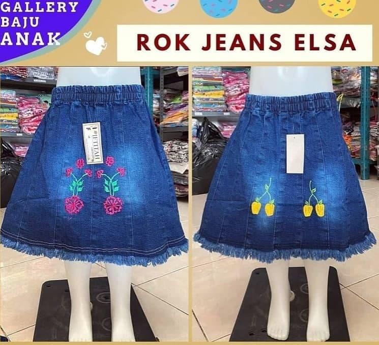 Pabrik Rok Jeans Anak di Bandung Rp 25000