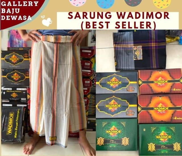 Grosir Sarung Wadimor Original di Bandung Rp 47000