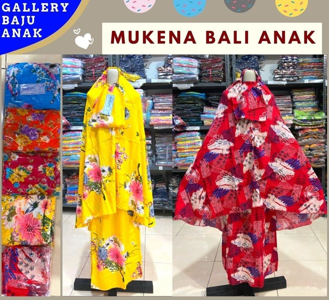 Konveksi Mukena Bali Anak di Bandung Rp 49000