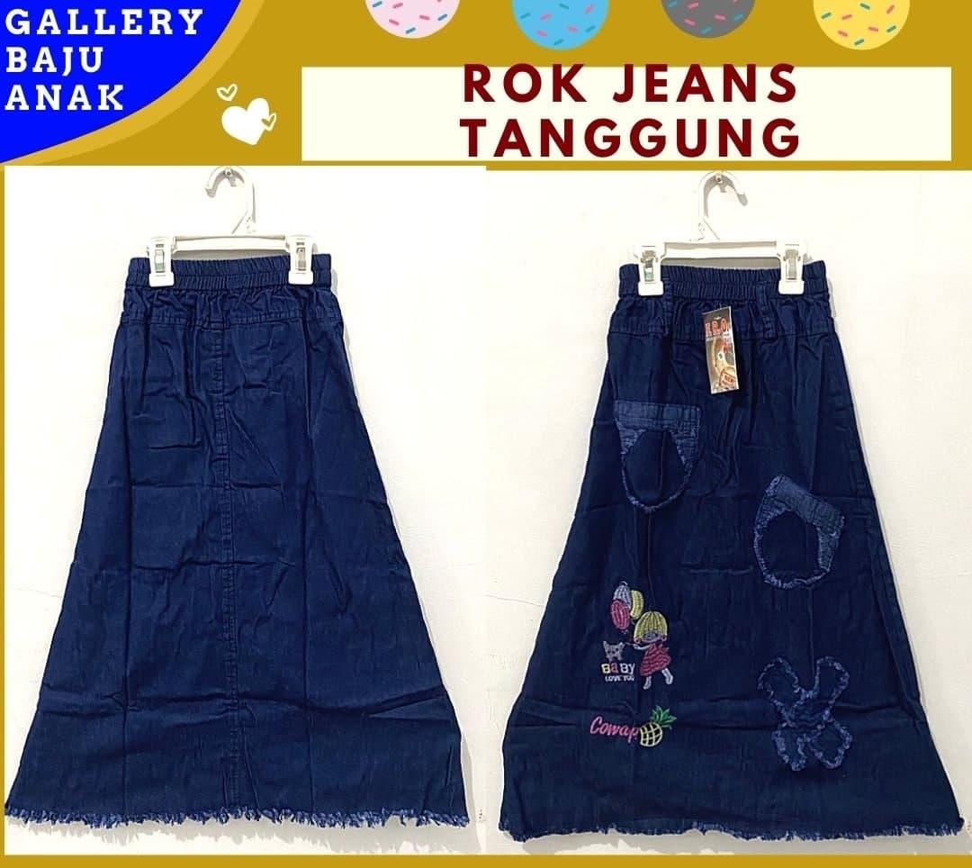 Distributor Rok Jeans TANGGUNG di Bandung Rp 40000